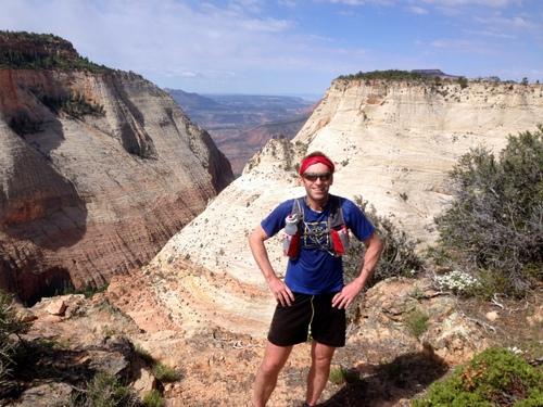 Ryan on-top of Deertrap