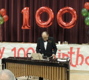 Gramps turns 100!