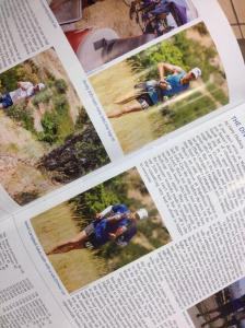 Cool shots by John Eichhorst in Ultrarunning Mag