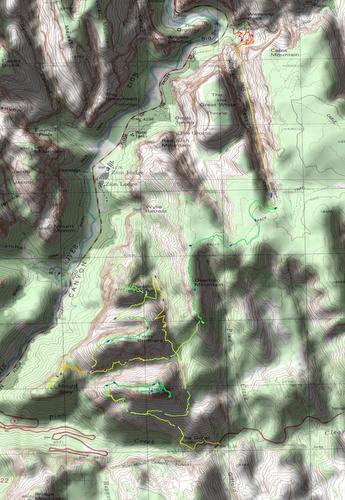 The TTT-route