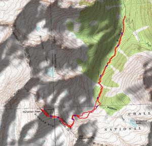 Hyndman map